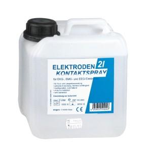 EKG Elektroden-Kontaktspray 2 Liter