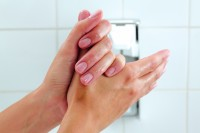 Haut- und Hände Desinfektion