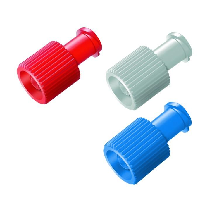 Combi Stopper Verschlusskonen rot 100 Stück / Packung