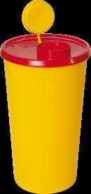 Kanülenabwurfbehälter Quick 2,5 Liter